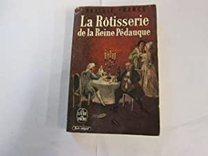 la rotisserie de la reine pedauque.: France Anatole.
