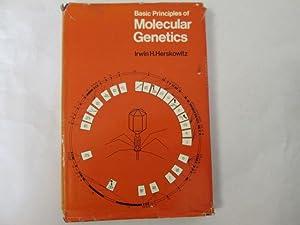 Basic Principles of Molecular Genetics: Irwin Herman Herskowitz