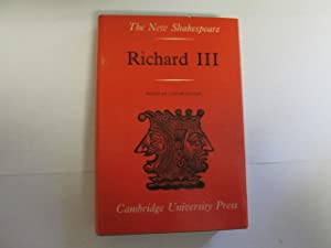 Richard III (New Shakespeare series): Shakespeare, William