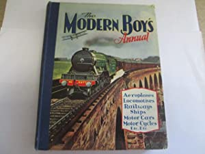 THE MODERN BOY'S ANNUAL.: No Author.