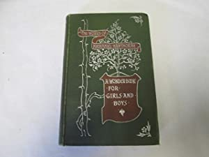 A Wonder-Book for Girls and Boys (Walter Scott Limited, London, circa 1894): Nathaniel Hawthorne