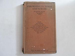 Gardening in Town and Suburb: Dorfen Joad