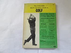 The Collier Quick And Easy Guide To Golf.: Robert Scharff.