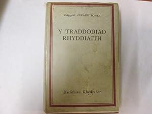 Y Traddodiad Rhyddiaith .