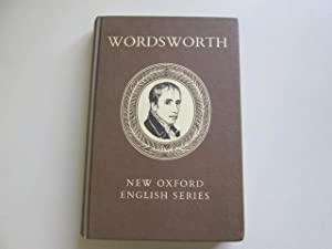 Wordsworth. Selected Poetry And Prose. Chosen And: Wordsworth