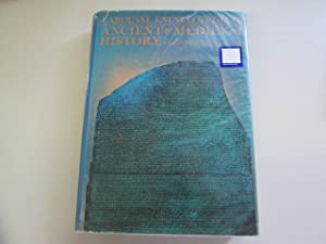 Larousse Encyclopedia of Ancient And Medieval History: Dunan, Marcel (
