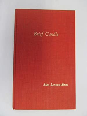 Brief candle: Lennox-Short, Alan