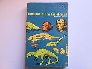 EVOLUTION OF THE VERTEBRATES ~ A History: Colbert, Edwin H.