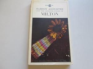 SAMSON AGONISTES AND THE SHORTER POEMS OF: MILTON, JOHN