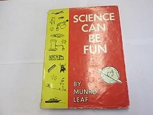 Science can be fun: Leaf, Munro