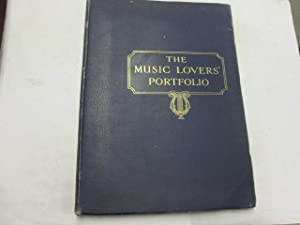 the music lover's portfolio volume III: landon ronald