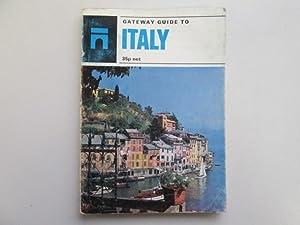 Gateway guide to Italy: Ewerlof, Paul H