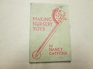 Making Nursery Toys: Catford, N