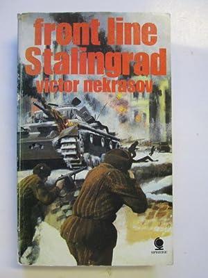 Front-Line Stalingrad: Victor Nekrasov
