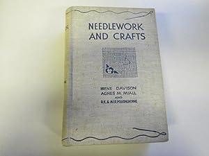 needlework and crafts: irene davison agnes