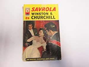 Savrola: a Tale of the Revolution in: Churchill, Winston S