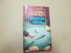 Operation Jackal: J. E. MacDonnell