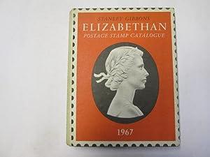 Stanley Gibbons Elizabethan Postage Stamp Catalogue 1967