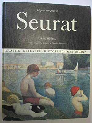 L'Opera Completa Di Seurat: SEURAT - Chastel
