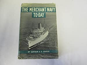 The merchant navy to-day (Pageant of progress): Course, A. G