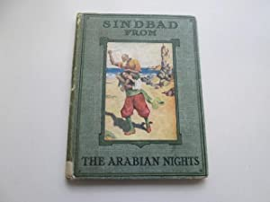 Sinbad the Sailor (with Four Coloured Illustrations)