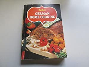 German Home Cooking.