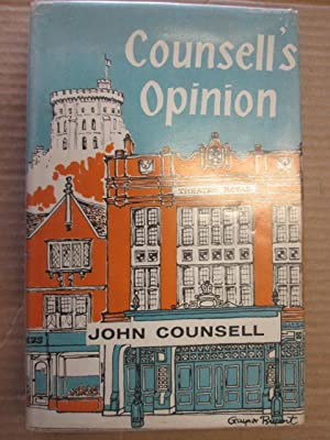 Counsell's Opinion ********Author Inscription*****