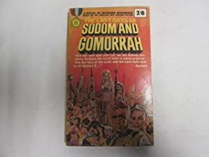 THE LAST DAYS OF SODOM AND GOMORRAH: Wormser, Richard