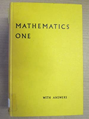 Mathematics One etc. . With answers: Leonard Harwood Clarke