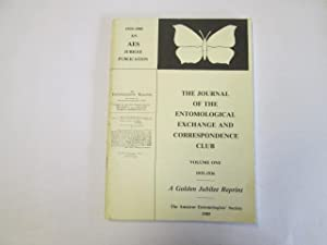 The Journal of the Entomological Exchange and: A. E. S.