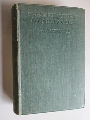Principles of Petrology: Tyrrell, G.W.