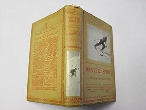 WINTER SPORTS THE LONSDALE LIBRARY, VOLUME 8: NEVILLE LYTTON