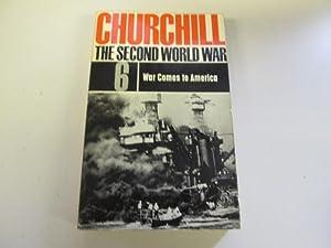 The Second World War Volume 6 -: Churchill, Winston S
