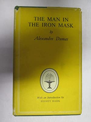 The Man In The Iron Mask (Sapere: Alexandre Dumas