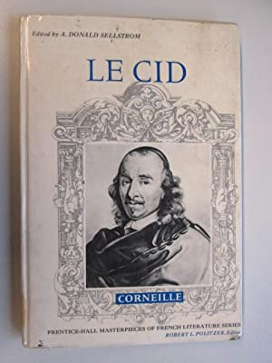 Corneille, Le Cid: Sellstrom, A. Donald