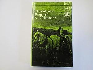 The Collected Poems of A.E. Housman: Housman, A.E.
