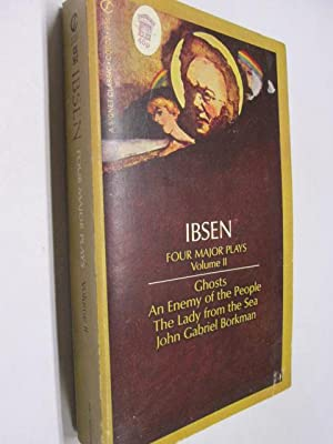 Four Major Plays: Volume 2: Ibsen, Henrik Johan