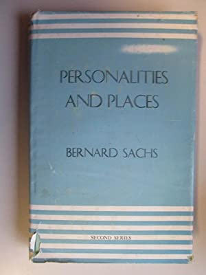 Personalities & Places: Sachs, Bernard