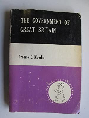 The Government Of Great Britain.: MOODIE, GRAEME C