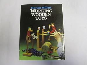 Working Wooden Toys: Millett, Marion
