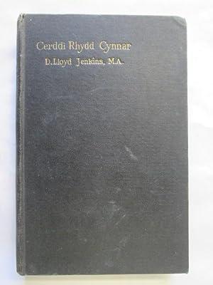CERDDI RHYDD CYNNAR: D.LLOYD-JENKINS