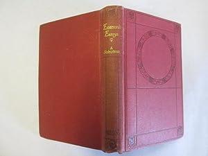 Selected Essays: Ralph Waldo Emerson