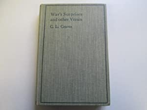 War's Surprises and Other Verses: C. L Graves