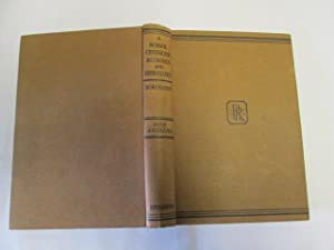 A School Certificate Mechanics and Hydrostatics: W. G Borchardt