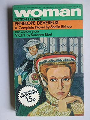 Woman Fiction Library #15: Penelope Devereux and Vicky: Sheila Bishop and Suzanne Ebel