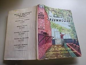 THE MODERN GREENHOUSE: J.S. DAKERS