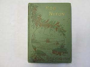 Rob Nixon, the Old White Trapper. a: W. H. G.