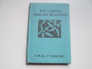 The lobster and his relations (Wonders of the sea): Duncan, Francis Martin