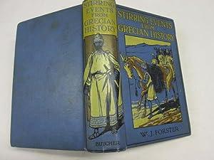 Stirring Events Of History: Schonberg, John