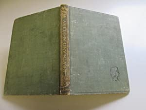 Selections from the Poems of John Keats and Percy Bysshe Shelley: Edited By Richard Wilson